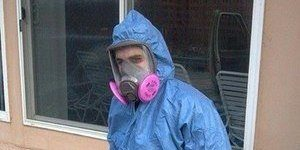 Mold Removal and Water Damage Technician